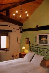 La habitación verde.
