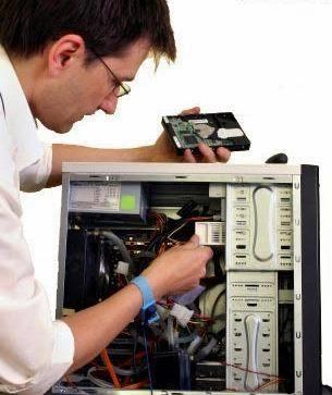 Servicio de limpieza de computadoras