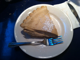 Tortilla West dish: Peanut Butter Pie