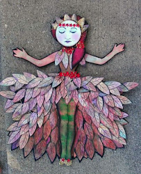 Zigfield Fall Leaves Art Doll