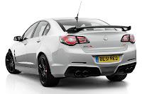 Vauxhall VXR8 GTS (2014) Rear Side