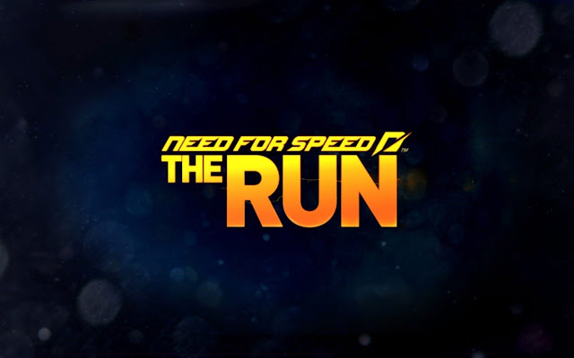 Need For Speed: The Run HD Cover Game