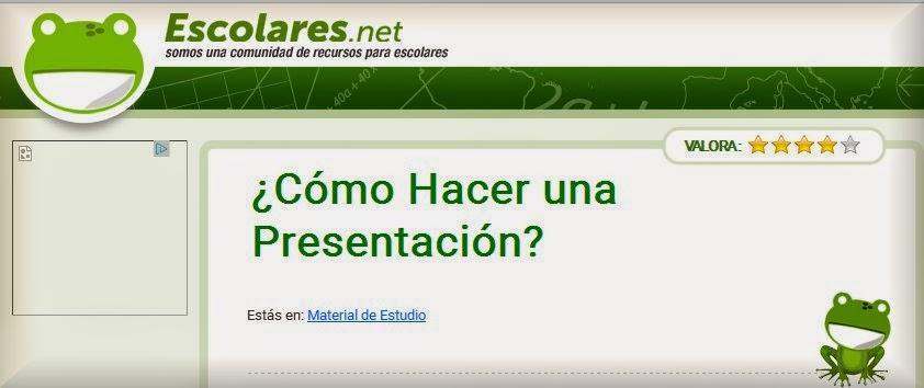 http://www.escolares.net/material-de-estudio/como-hacer-una-presentacion/
