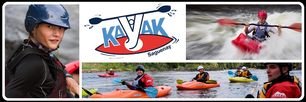 Kayak Saguenay