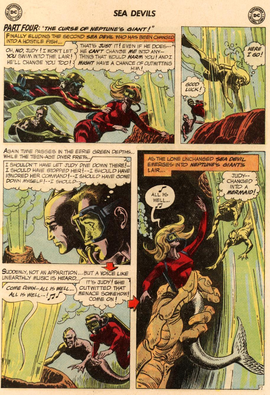 Read online Sea Devils comic -  Issue #8 - 26