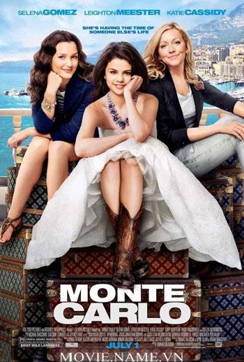 Monte Carlo 2011 DVD rip R5 400MB