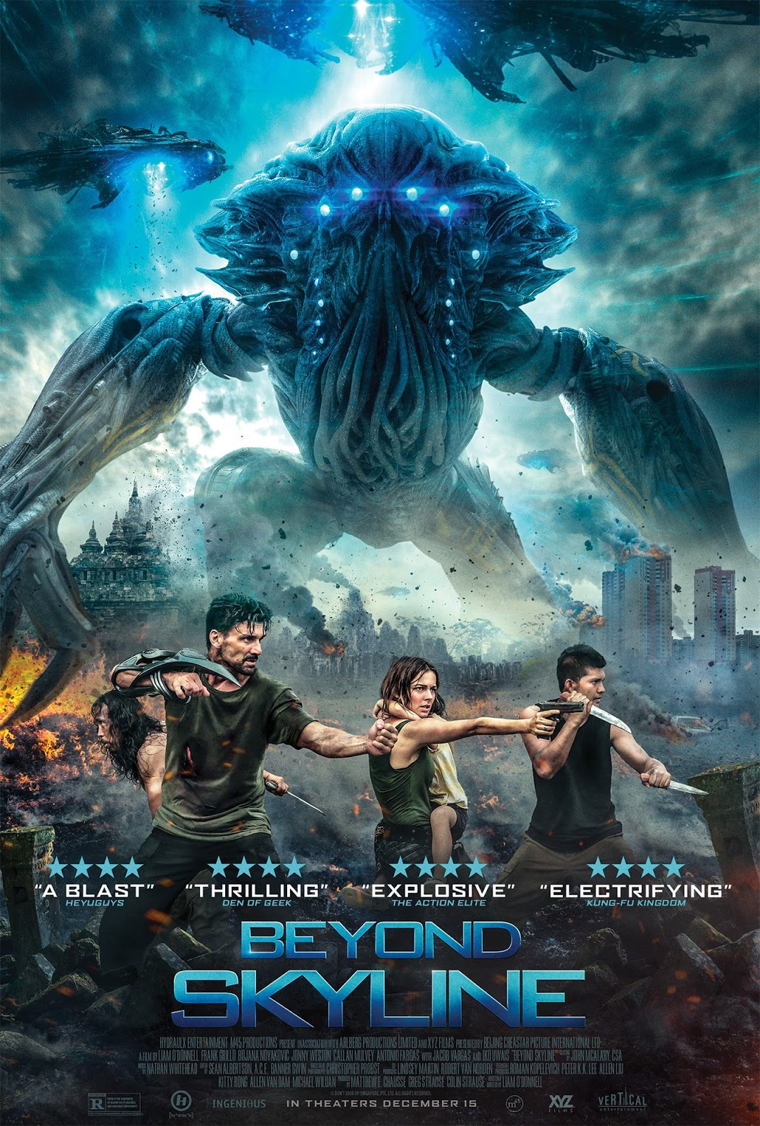 Beyond Skyline 2017 Legendado