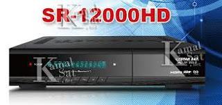 Atualizacao do receptor Star Sat SR-12000 HD v1.76