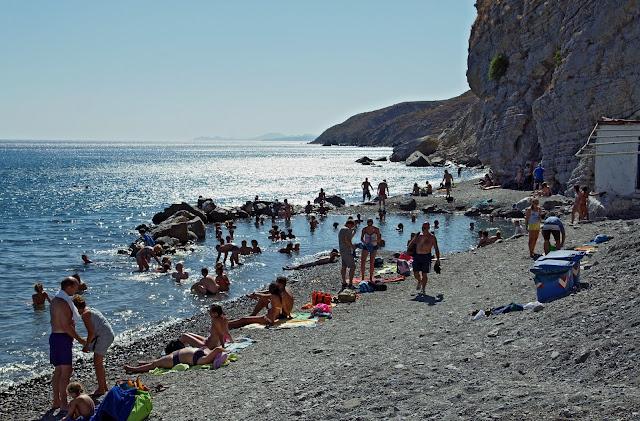 Kos Therma Plajı