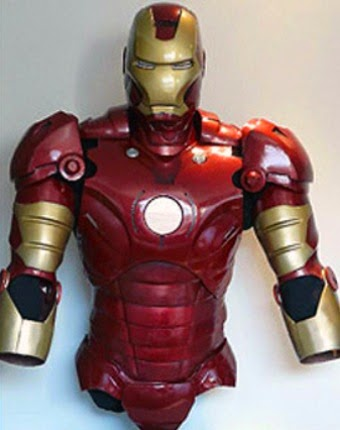 How To Make Your Own Iron Man Costume