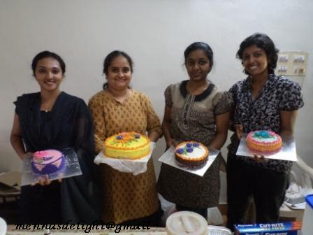 Cake Making Classes In Mysore : Foodie Delights Bangalore - Life n Spice: Cake Baking ...