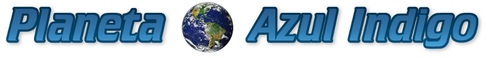 Planeta Azul Índigo