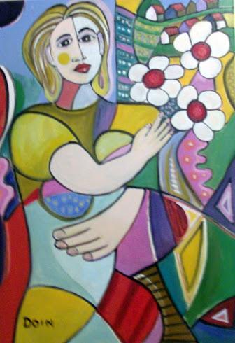 imagem de mulher - VENDIDO - EBNER GONÇALVES