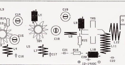 fm transmitters  smartkit 10watt no 1021