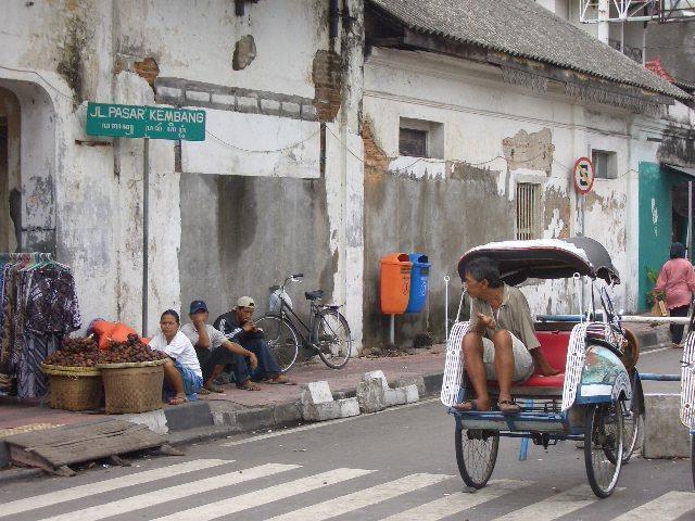 Pasar Kembang Yogyakarta
