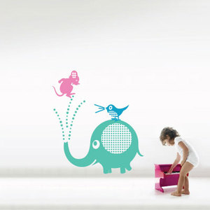 Baby Wall Stickers Baby Daisy Wallies Baby Peel Stick Decorsheets