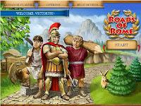 Jogos de Construir Cidades Romanas