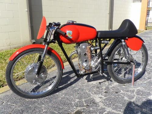 Tehuelche | Cafe Racer | 1959 Tehuelche RF100 Racer | building a cafe racer | cafe racer for sale | cafe racer jacket | triumph cafe racer | cafe racer kit | cafe racer parts | way2speed.com