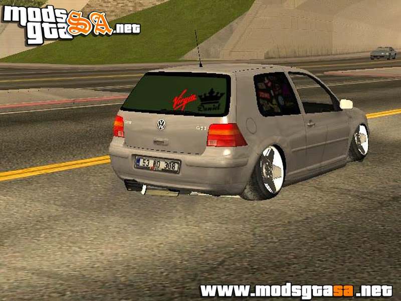 SA - VW GOLF 4 Tunado