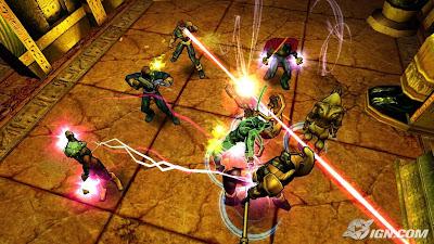 X-Men Legends II: Rise of Apocalypse (PS2) 2005