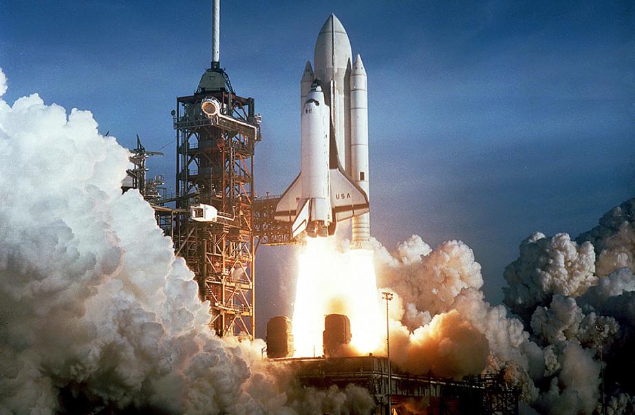Lançamento de foguete na NASA em Orlando | Kennedy Space Center