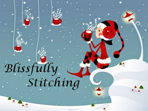 Blissfully Stitching