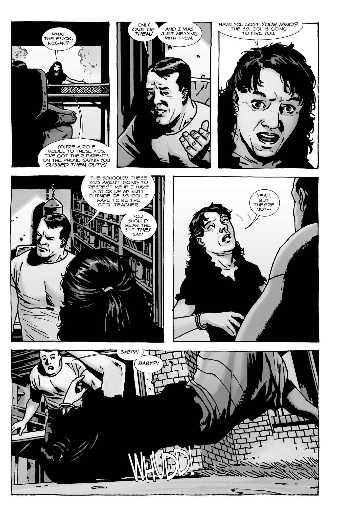 The Walking Dead : Here's Negan - Chapter # | pic 8