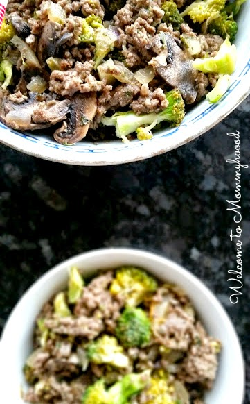 What I Ate Wednesday {Welcome to Mommyhood} #paleo