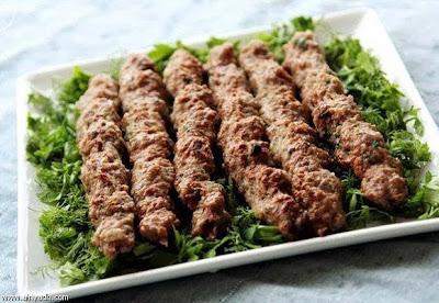 تحذير للرجال: الكباب واللحوم المشوية يسببان سرطان البروستاتا , كباب كفتة