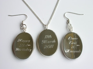 personalised & engraved jewellery