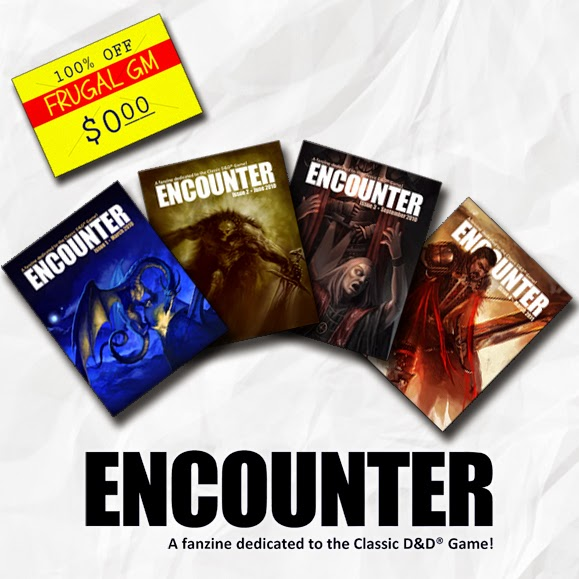 Free GM Resource: Encounter Magazine