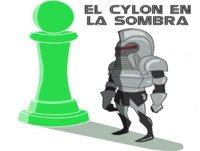 El cylon en la sombra