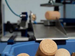 Mecmesin automated force testing system for bottle corks