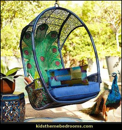 Swingasan   Peacock Theme Furniture