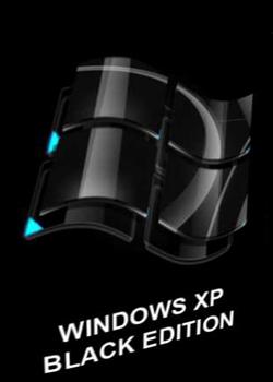 Windows XP Professional Black Edition Fevereiro 2012