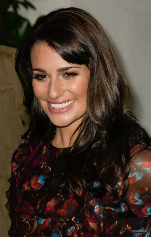 Lea Michele Hairstyles 16