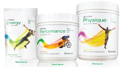 Shaklee's Sports Nutrition
