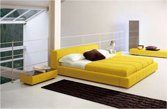 #14 Yellow Bedroom Design Ideas