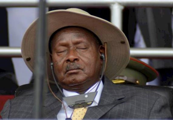 President Museveni's show of Africa Realities