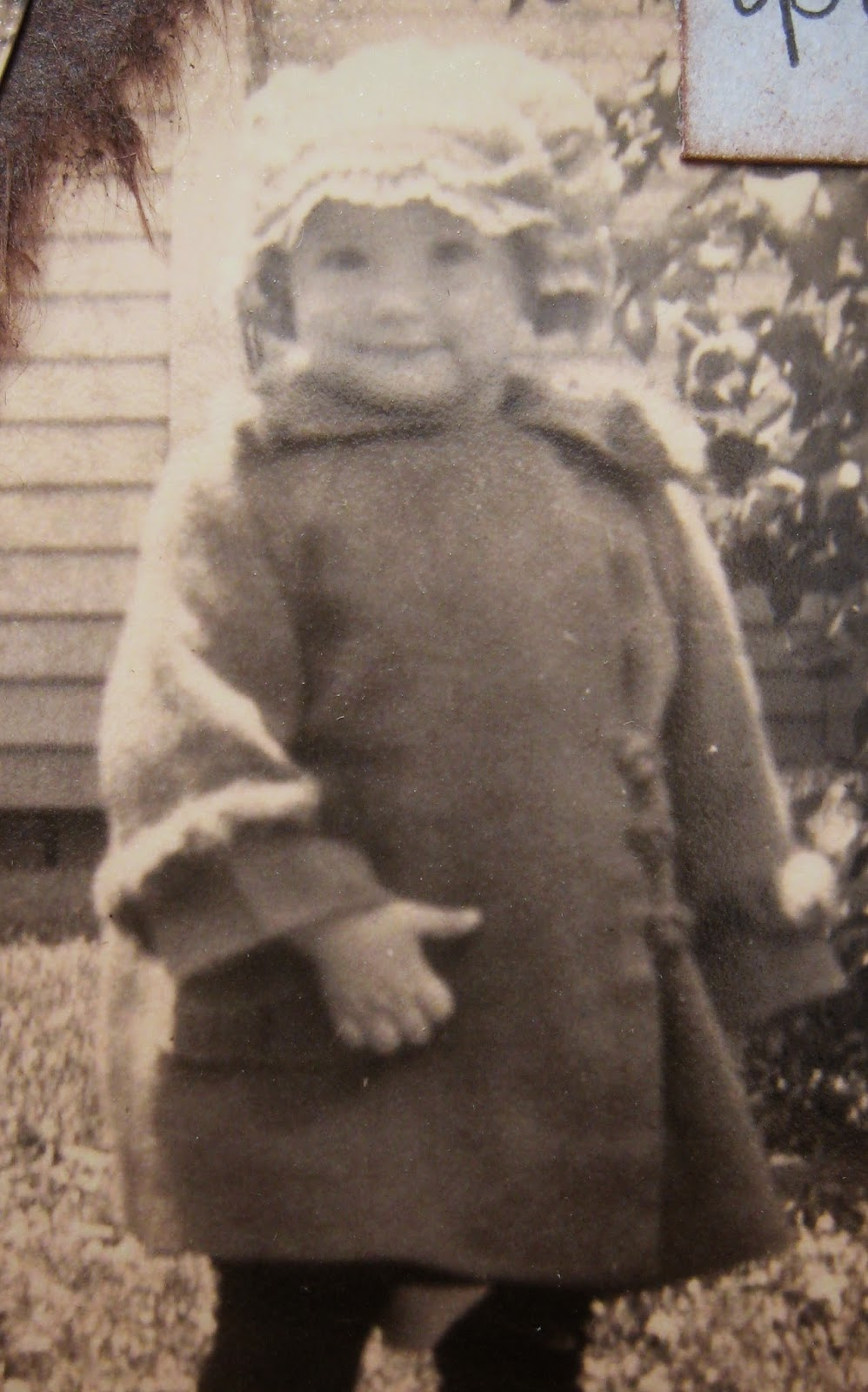 Over the Brim: A letter to my Grandma on her 90th Birthday