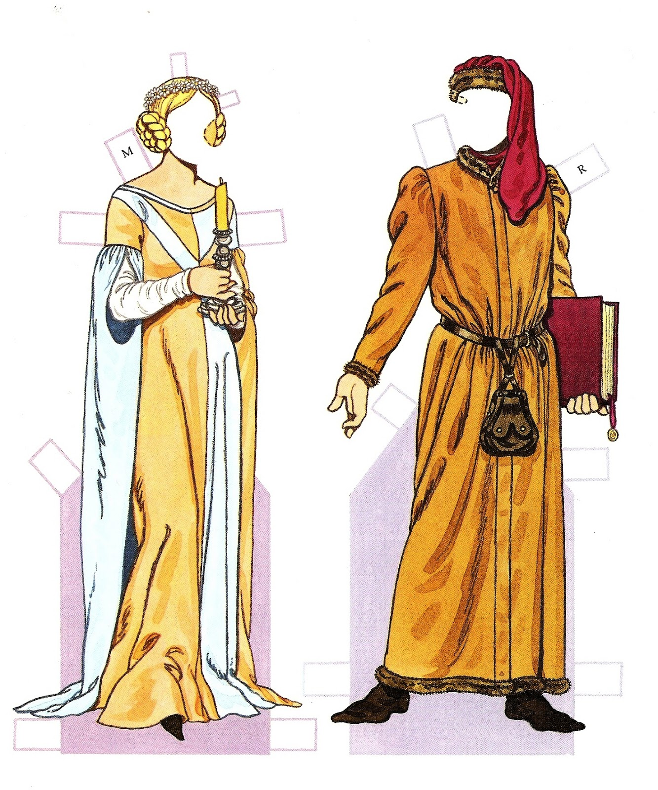 Fashion in the Middle Ages Middle Ages 30