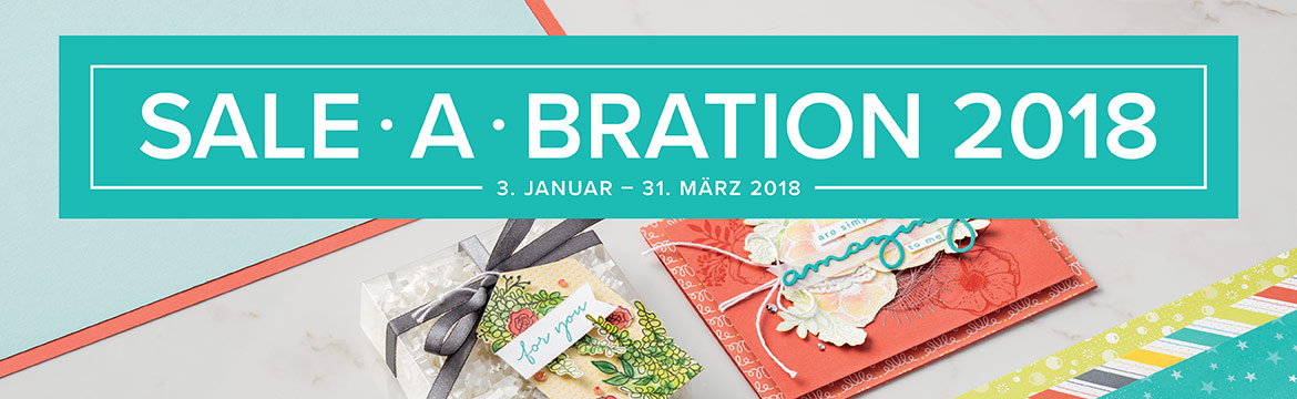 Sale-A-Bration-Zeit