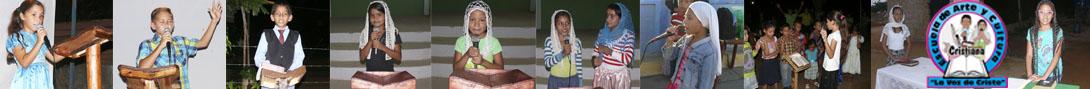 Niños Alabadores de Dios