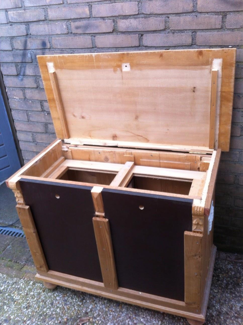 Le Compostier: Le Compostier Locale, uw afval wordt uw voedsel