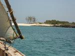 Chegada à Ilha de Goa