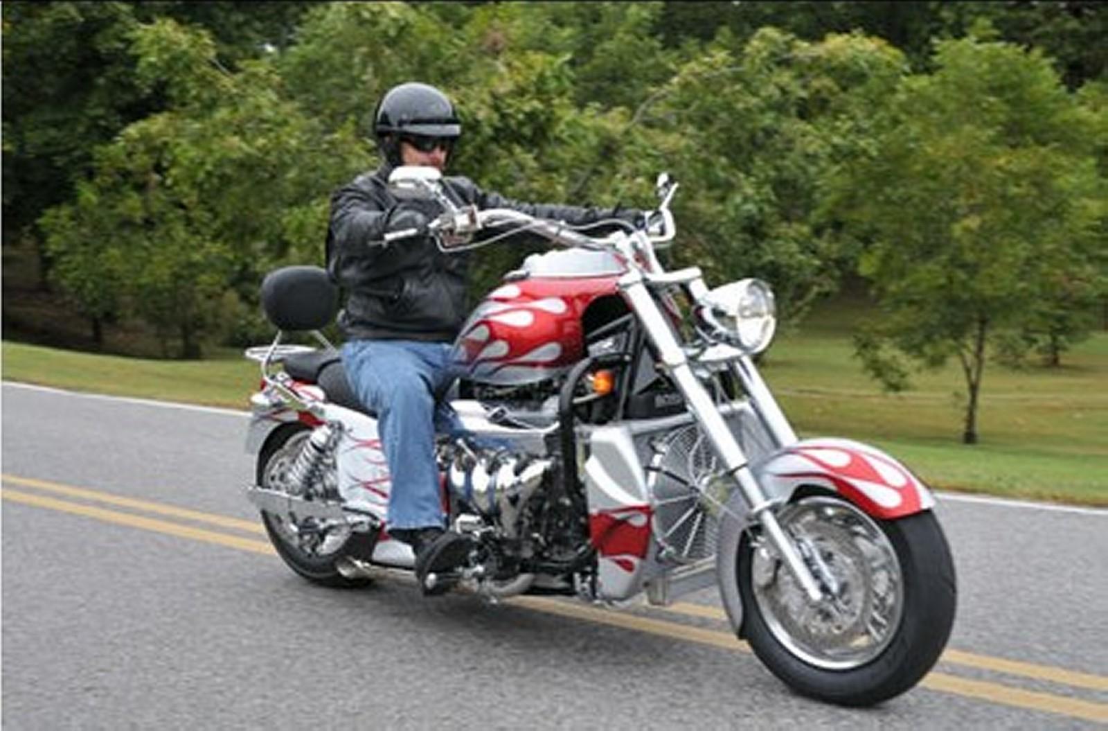 Boss Hog Frames : Motorcycle pictures boss hoss bhc ls ss bike