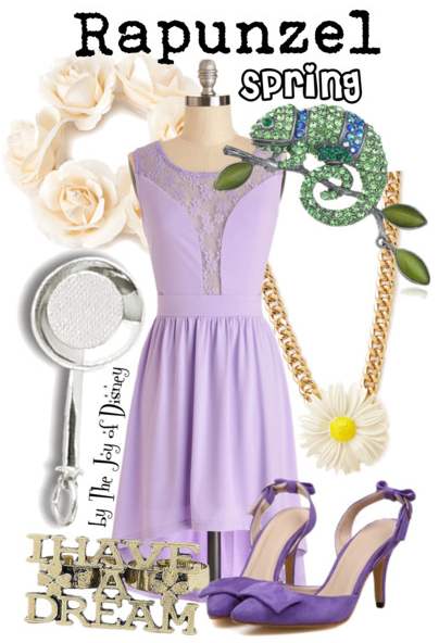 Rapunzel Costume, Rapunzel Tangled, Disney Fashion, Spring Outfit, Easter Outfit