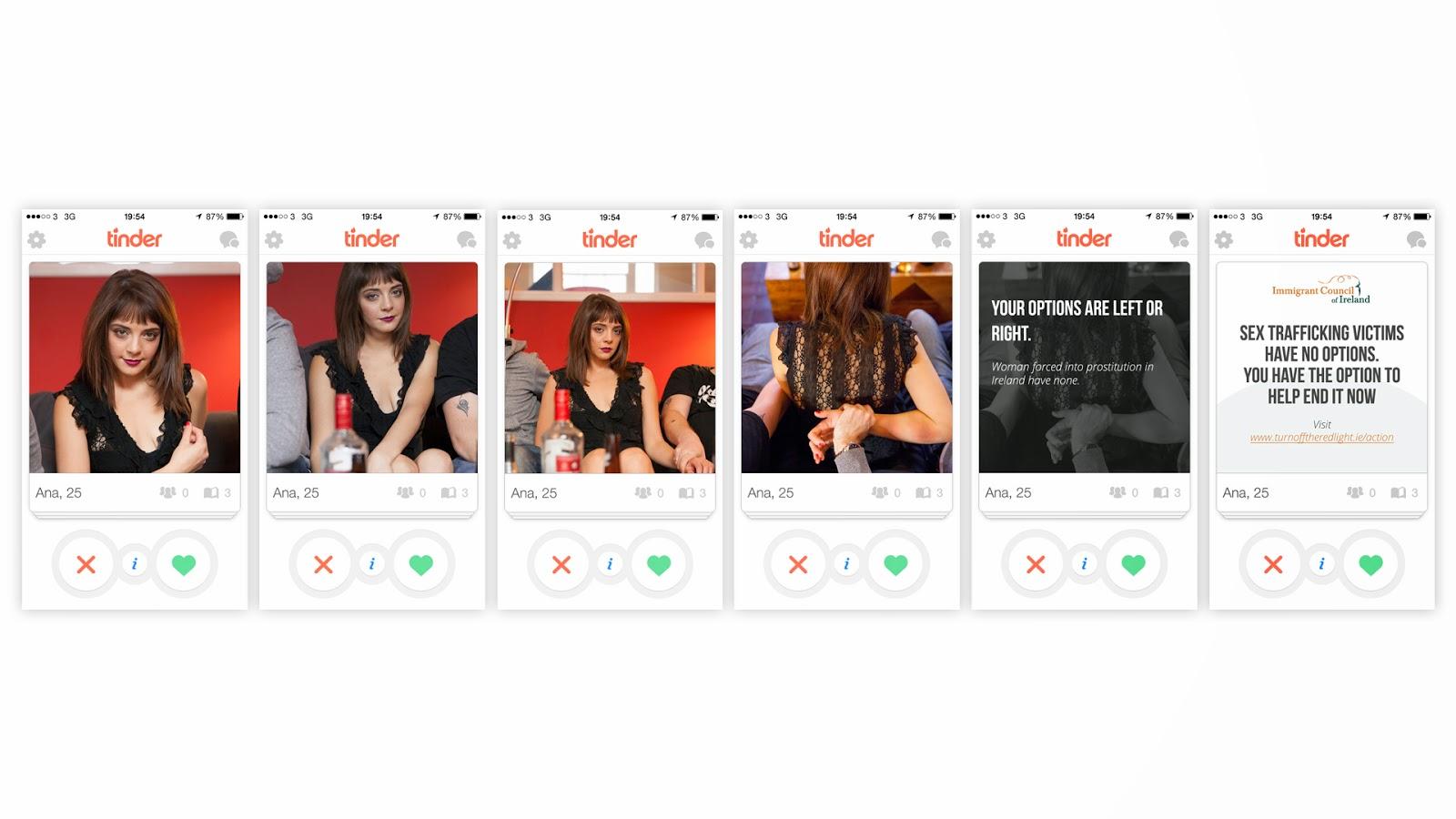 tinder dating app ireland