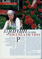 Nota en Revista Sophia. 2006