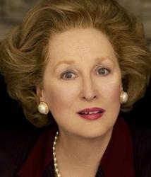 A Dama de Ferro - Meryl Streep